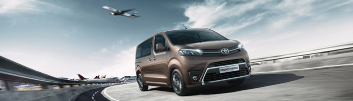 Véhicule utilitaire Toyota PROACE VERSO