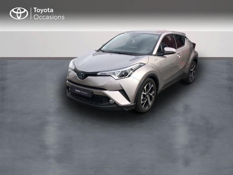 Annonce TOYOTA Aygo 1.0 VVT-i 69ch x-cite 4 5p occasion - Photo 1